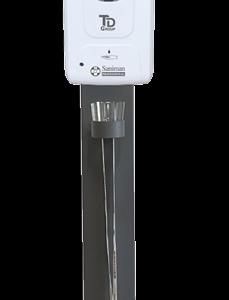 No-Touch colonna dispenser Gel