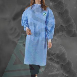 camice protettivo monouso non sterile classe 1 dispositivo medico brben