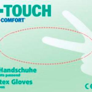 SGM Basic Touch guanti lattice